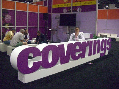 Tile, Coverings and Avente Tile - Guest Post for Coverings