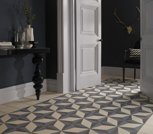 Decorative Cement Tiles That Age With Grace