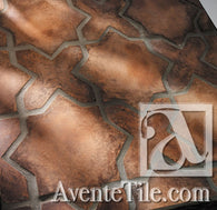 Arabesque Cement Tile