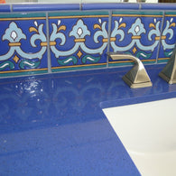Malibu or Spanish Revival Tile