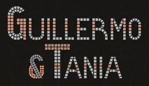Guillermo and Tania logo