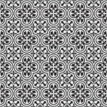 cluny cement tile pattern