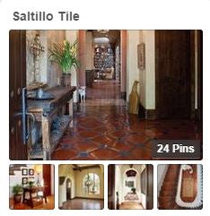 Saltillo Tile Pin Board