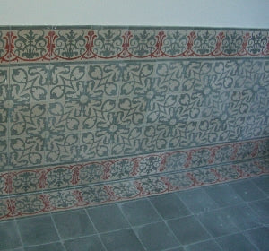 Manzanillo Cement Tile