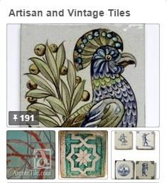 Artisan and Vintage Tile