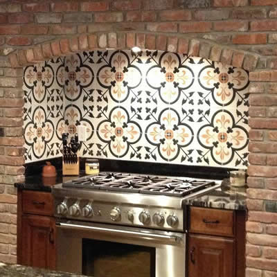 Kitchen Design Range Hood 3