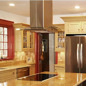 Kitchen Design Range Hood 4