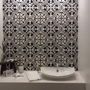 Handmade Cement Tiles and Concrete Tiles
