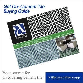 Download our Cement Tile Buying Guide