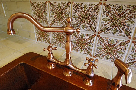 Spanish Tile Brings Style to Home