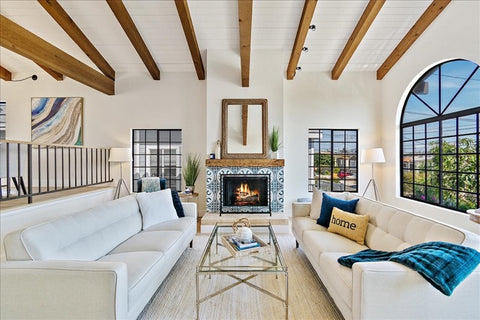 5 Tips for Desigining Fireplaces with Cement or Ceramic Tile
