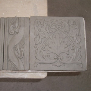 Making Relief Tiles