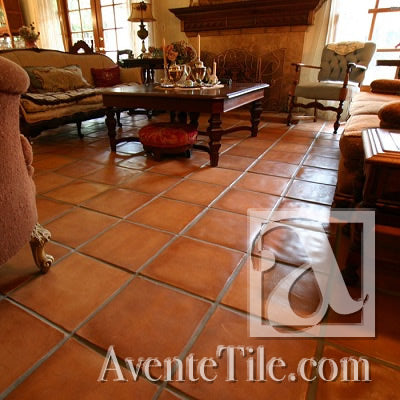 Rustic Cement Tile Pavers