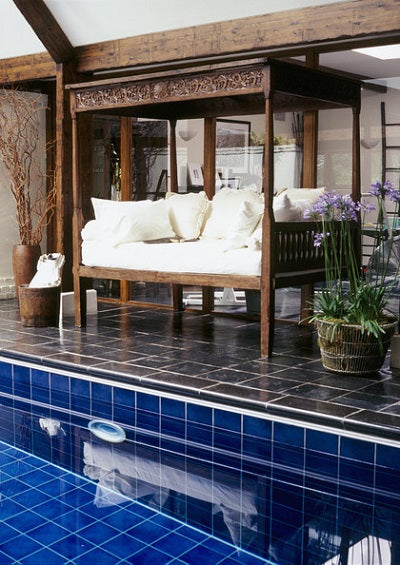 Enjoy Long-Lasting Luxury with Hand-Painted Ceramic Pool Tiles