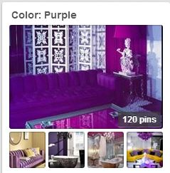 Avente Tile's Purple Board