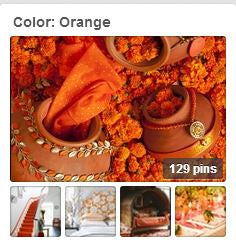 Avente Tile's Orange Board