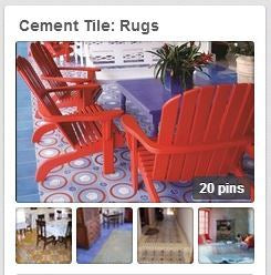 Cement Tile Rugs