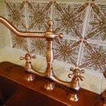 Spanish Alcala Backsplash