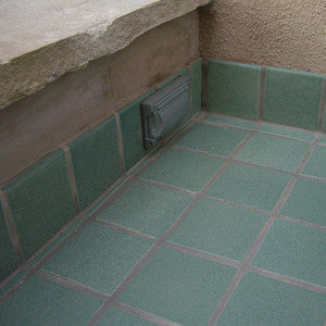 Blue Celadon Outdoor Countertop