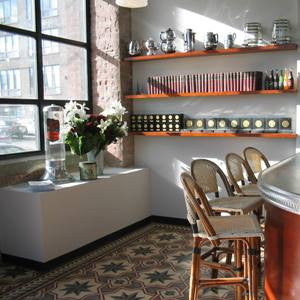 Cement Tile in Commercial Spaces: Coffee Shops