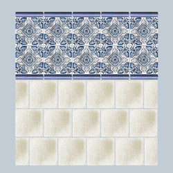 Crackle, Caceres Ceramic Tiles Bring Unity in Design