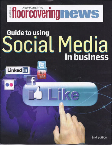 Floor Covering News Special Edition Cover - Guide to Using Social Media in Business