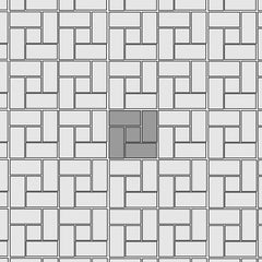 Floor Tile Pattern No. 7