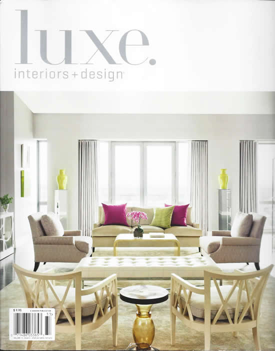 Luxe: Cover