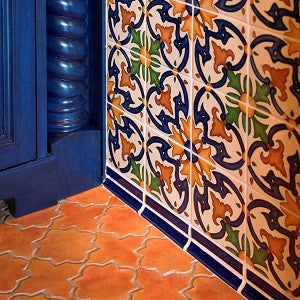 Spanish Tiles Keep the Romance