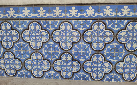 Traditional Bayahibe Cement Tile