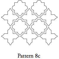 arabesque Cordova Pattern