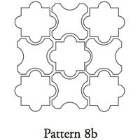 arabesque Mudejar Pattern