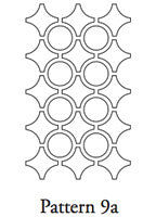 arabesque Sintra Pattern