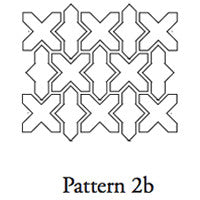 arabesque pattern alcazar