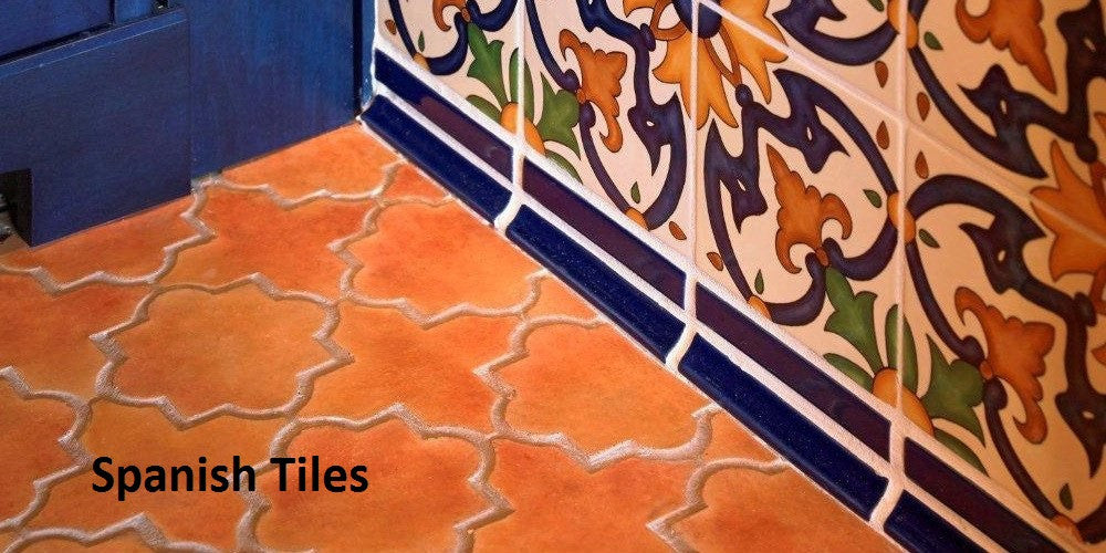 Spanish Floor Tiles and decorative Spanish Wall Tiles from Avente Tile