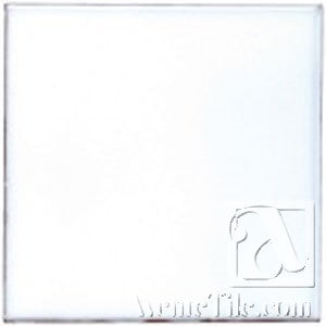 Malibu Field White Ceramic Tile