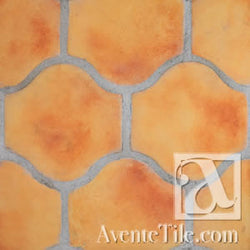 Arabesque Pata Grande Cement Tile