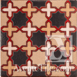 Geometrical Aragon 2CD Ceramic Tile