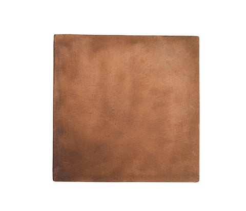 "12""x12"" Cotto Dark Rustic Paver Cement Tile"