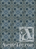 Cuban Heritage Design 160 5B Encaustic Cement Tile Rug