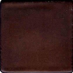Yucatan Garnet Hand Painted Plain Ceramic Tile