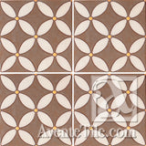 Geometrical Circles C Ceramic Tile Grouping