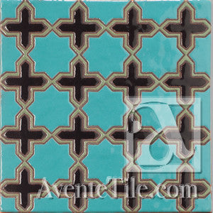 Geometrical Aragon 2CC Ceramic Tile