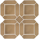 "3""x11"" Double Picket Set - Khaki"