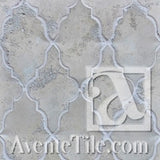 Arabesque Leon Hacienda Limestone Cement Tile