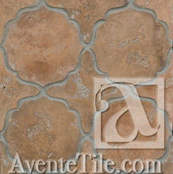 Arabesque Meknes Cement Tile