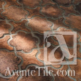 Arabesque Segovia Cement Tile