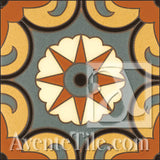 Malibu Del Norte B Spanish tile