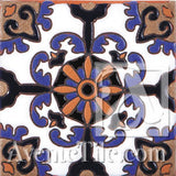 Malibu Latigo B Spanish tile