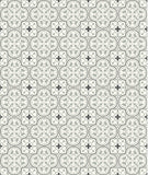 Roseton Cement Tile Rug (10 x 12 tiles) in Clermont Colorway (Sage, Black, White)